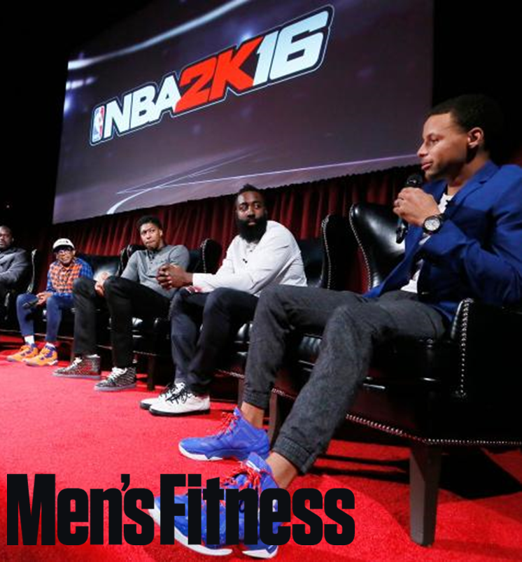 Men's Fitness Eventmakers