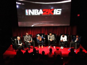 NBA 2K 16 Press Event Featured in Men's Fitness