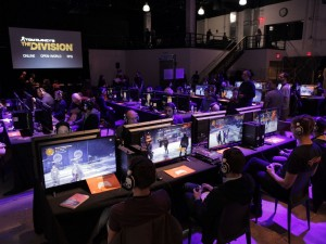 The Division Press Event