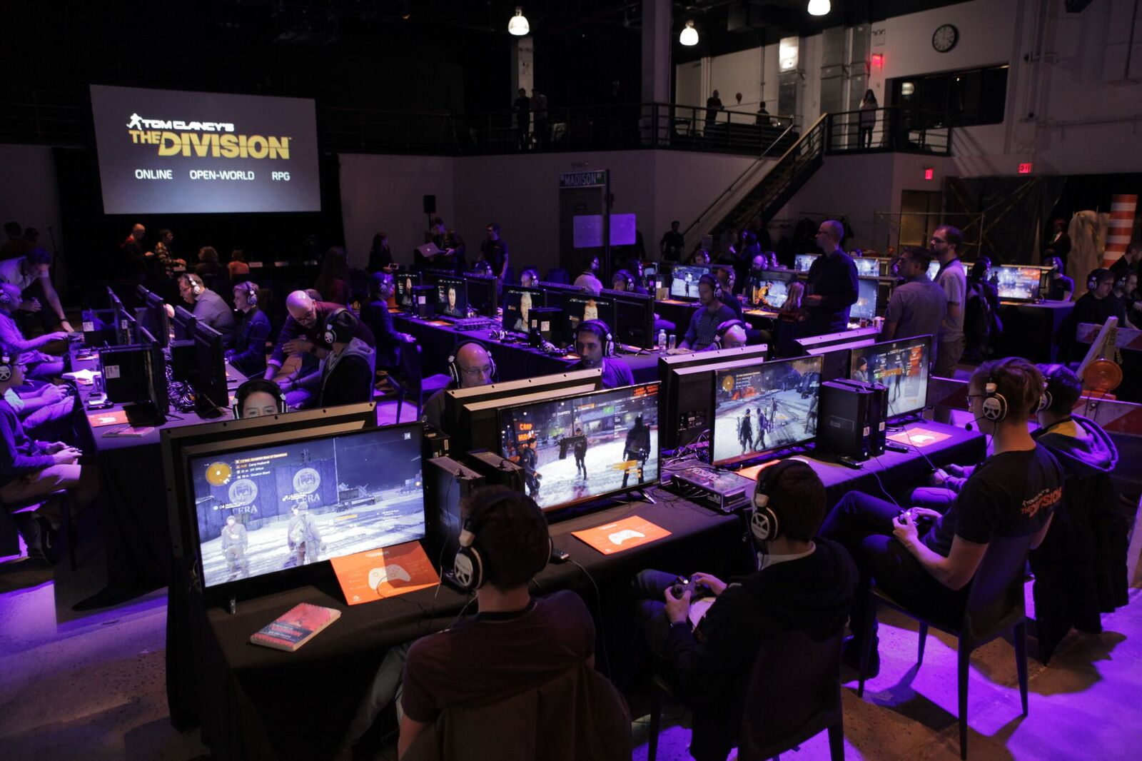 The Division Press Event Eventmakers