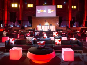 WWE 2K16 Launch At Capitale