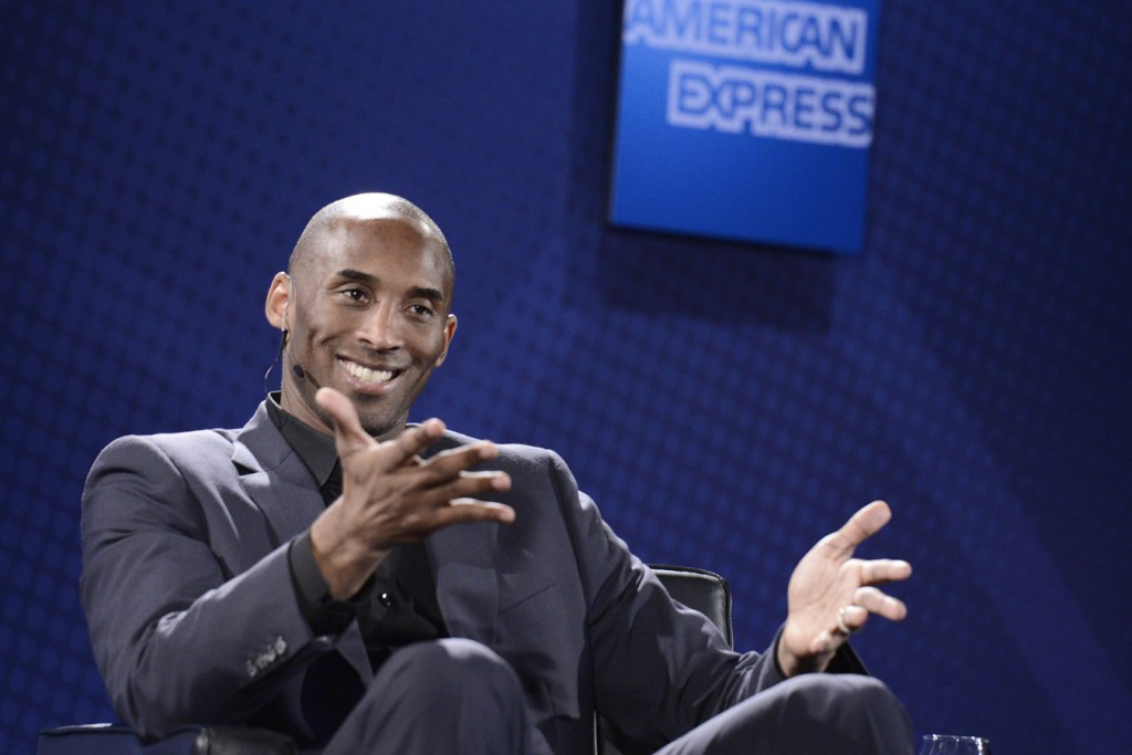 Kobe Brynt American Express Press Event034