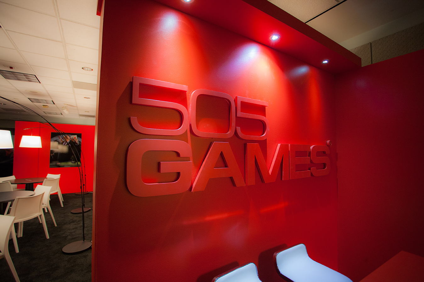 505 GAMES MEETING ROOM