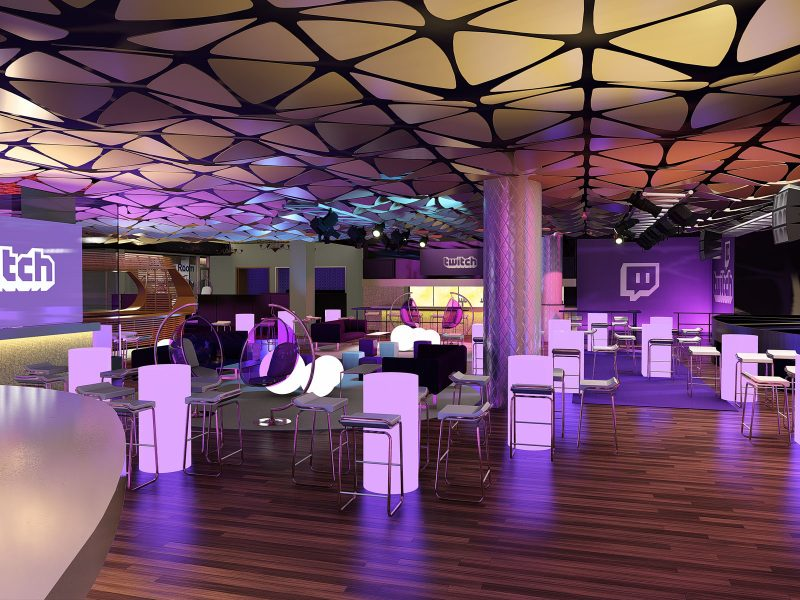 TWITCH E3 MEDIA INFLUENCER EVENT