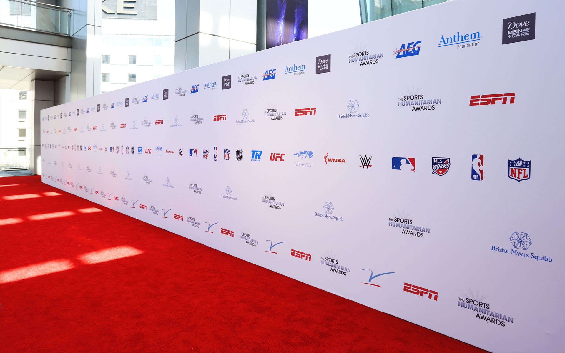 ESPN SPORTS HUMANITARIAN AWARDS